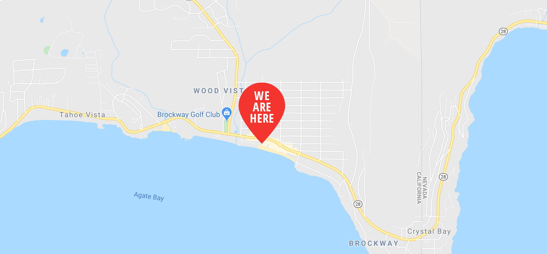 Location - Lake Tahoe