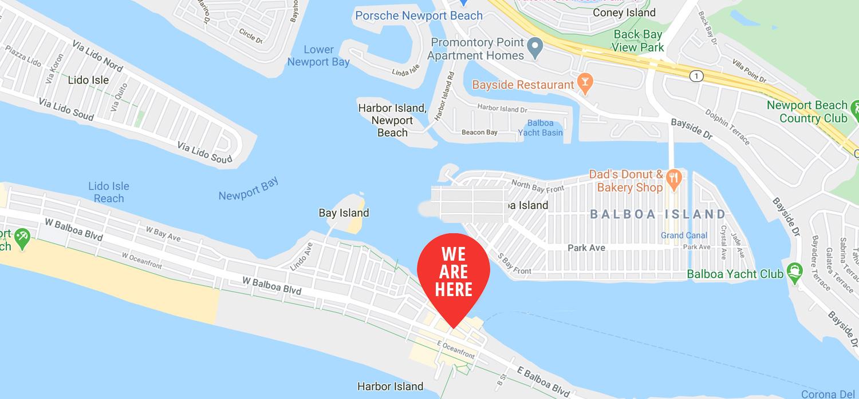 Location - Newport Beach